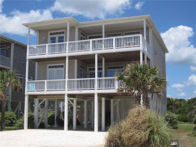 Unforgettable 1112 East Beach Drive - Image 1 - Oak Island - rentals