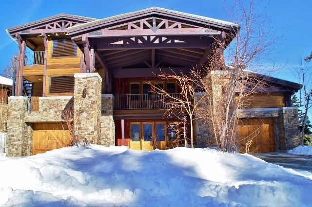 Juniper Lodge : A Spectacular Luxury Estate on the Slopes at Chair 15: - Listing #298 - Image 1 - Mammoth Lakes - rentals