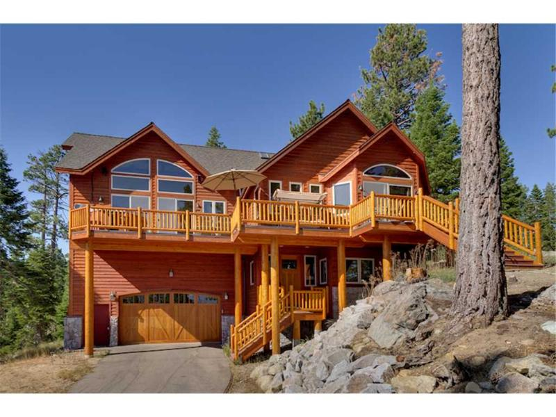 Exclusive Custome Luxury Home with Breathtaking Views in a Private Setting (AH01) - Image 1 - South Lake Tahoe - rentals