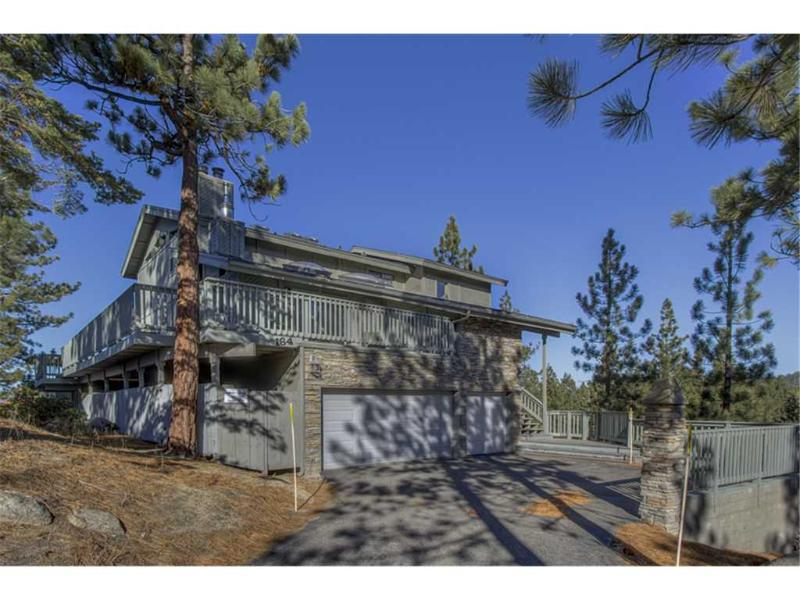 Magnificent Nevada Home with Views of Lake Tahoe and Private Hot Tub (LK09) - Image 1 - Stateline - rentals