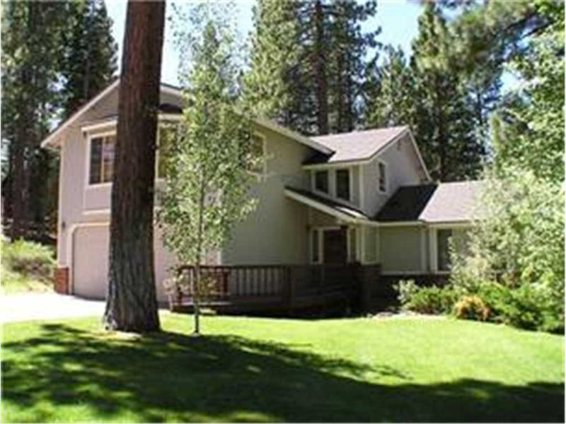 Comfortable Tahoe Home with Large Fenced Backyard and Private Hot Tub (ME11) - Image 1 - South Lake Tahoe - rentals