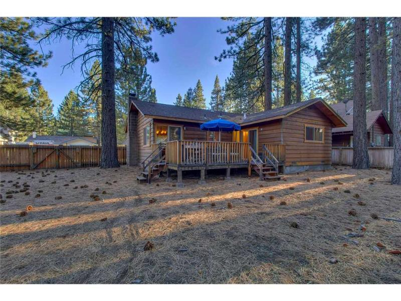 Rose Cottage ~ RA43888 - Image 1 - South Lake Tahoe - rentals