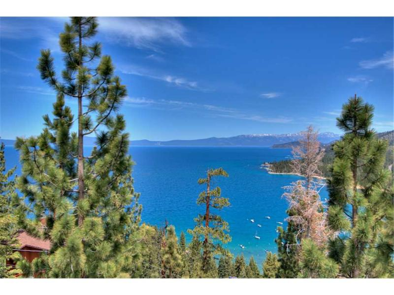 Handsome Zephyr Heights Home with Roof Top Deck Looking Over Lake Tahoe (ZH02) - Image 1 - Zephyr Cove - rentals