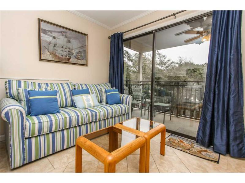 Seaside 206 - Image 1 - Hilton Head - rentals