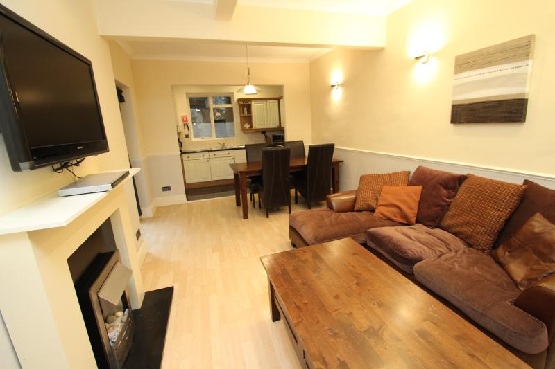 Castletown House's Two Bedroom Garden Apartment - Image 1 - London - rentals