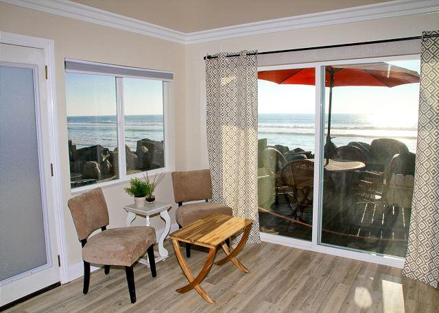 Remodeled Beach Rental, 2br/1ba, Designer Decorated & A/C Equipped - Image 1 - Oceanside - rentals