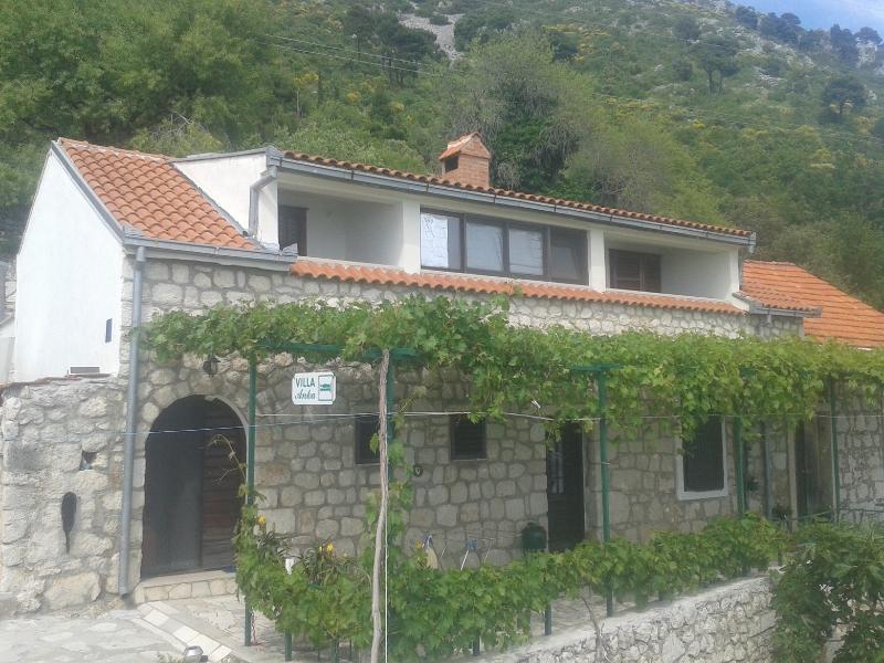 Dalmatian stone house villa ANKA- Podaca - Image 1 - Podaca - rentals