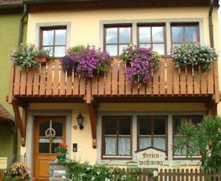 Vacation Apartment in Rothenburg ob der Tauber - 431 sqft, cozy and comfortable (# 5540) #5540 - Vacation Apartment in Rothenburg ob der Tauber - 431 sqft, cozy and comfortable (# 5540) - Rothenburg ob der Tauber - rentals