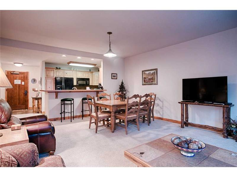 Riverbend Lodge 105 - Image 1 - Breckenridge - rentals