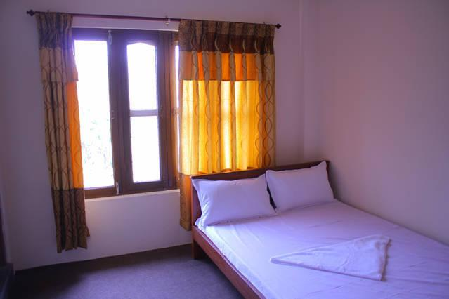Two bed room apartment have 2 bed  in one room and one bed at one room. - Apartment in Pokhara , Nepal - Pokhara - rentals