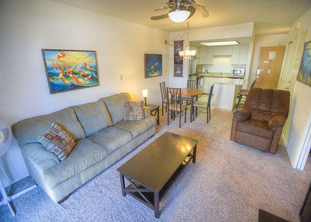 Great ground-floor walkout unit close to the beach! - Image 1 - Kihei - rentals