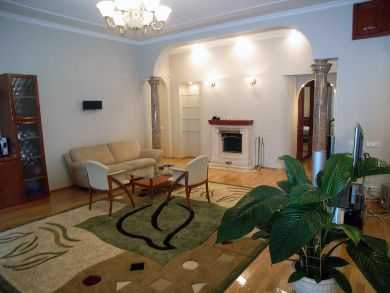 VIP two room apartment in the center - Image 1 - Kiev - rentals