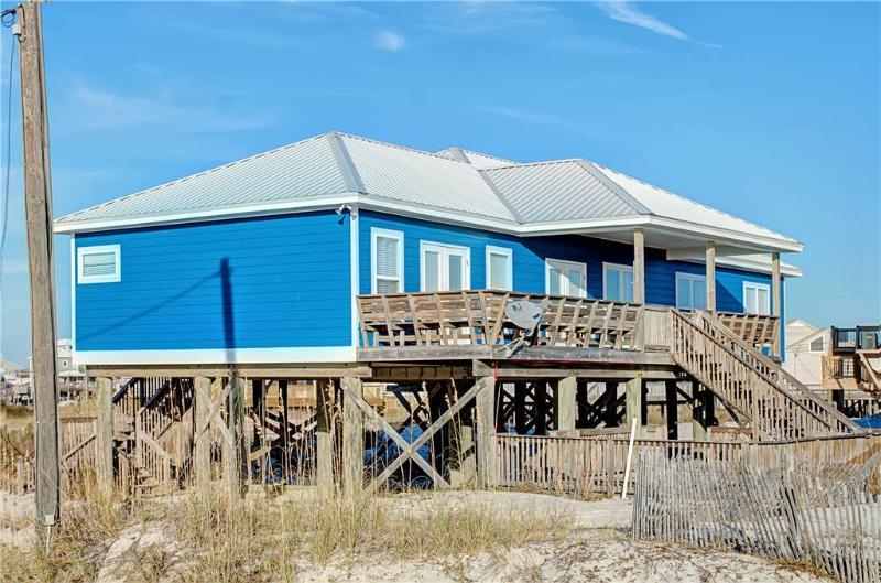 Sandy Shores - Image 1 - Dauphin Island - rentals