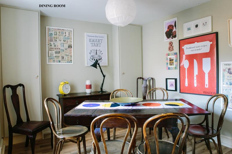 Dining Room - Townhouse - just 15 mins from City - Dublin - rentals
