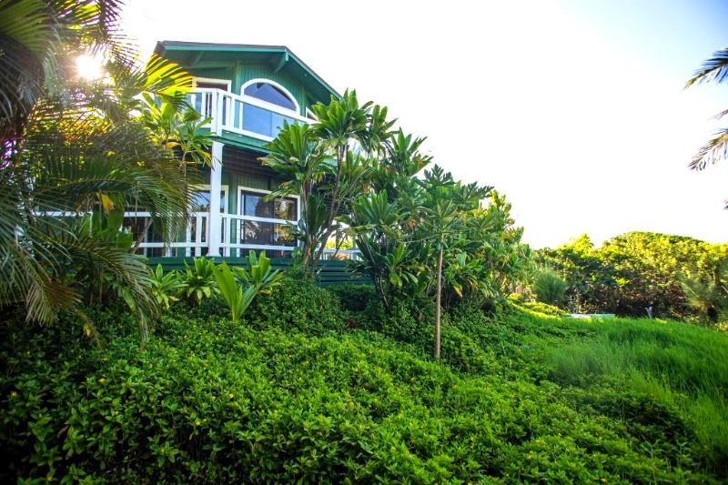 Stunning ocean and mountain views! - Huelo Pt Lookout House ... a romantic maui retreat - Haiku - rentals