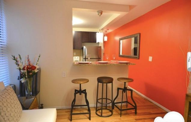 lovely Two bedroom in Harlem - Key 1000 - Image 1 - New York City - rentals
