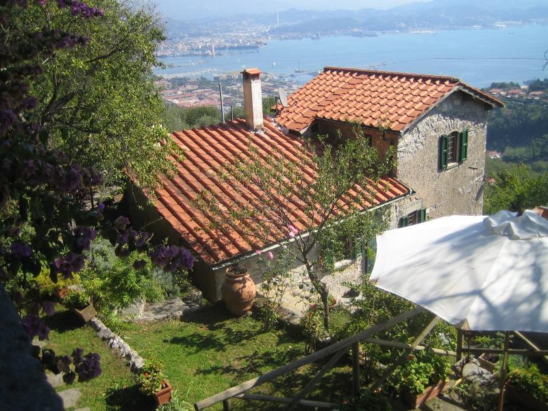 panoramic view - Cinque Terre Cottage - Cinque Terre - rentals
