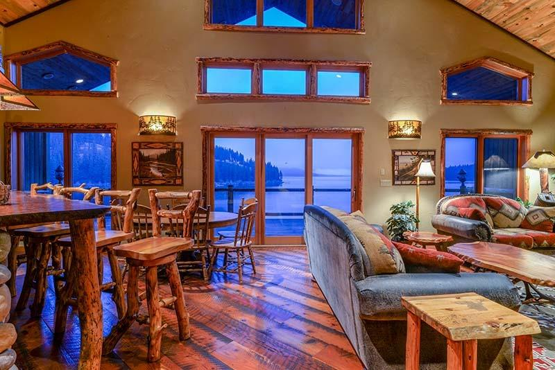 Sun Up Bay Mountain Lodge - Image 1 - Coeur d'Alene - rentals