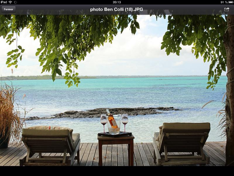 L'Ilot - Private islet to rent in Mauritius - Image 1 - Roches Noire - rentals