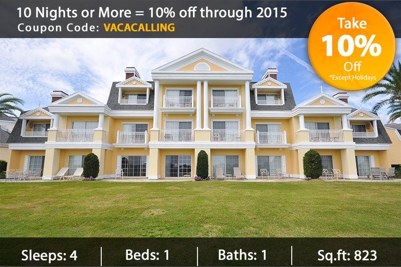 Rear of the condo that overlooks the golf course - Seven Eagles Deluxe - Best Location in Seven Eagles! - Reunion - rentals