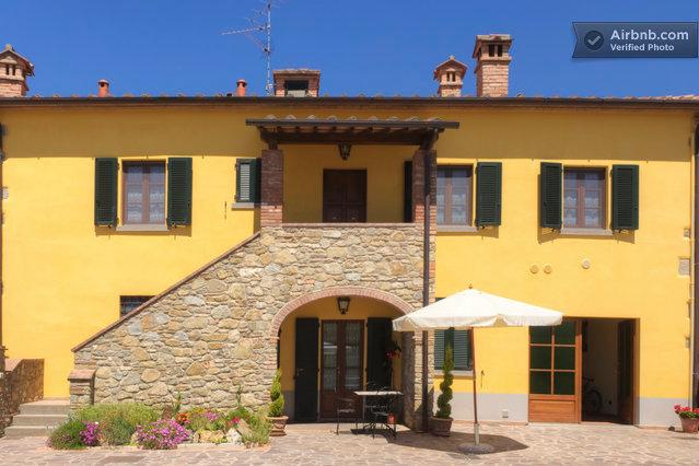 Relax & Love in Tuscany: The House - Relax and Love in Tuscany  Wifi Pool, Cappannelle - Castiglion Fibocchi - rentals