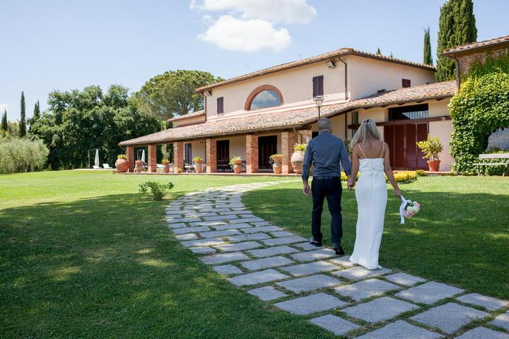 Villa I Cerri, oasis of peace and tranquillity near the banks of Lake Trasimeno. - Image 1 - Sant'Arcangelo - rentals