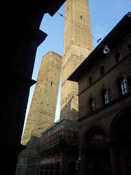 Bologna: le due torri - Bologna Fair Towers - Bologna - rentals