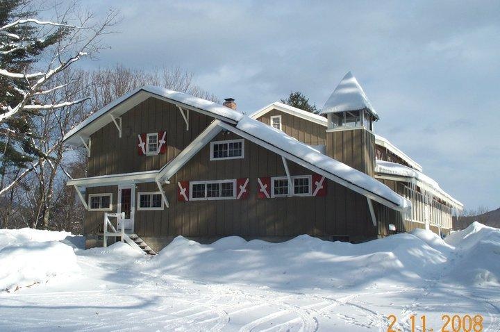 Let it snow, let it snow, let it snow! - Frontenac Ski Lodge - Plymouth - rentals