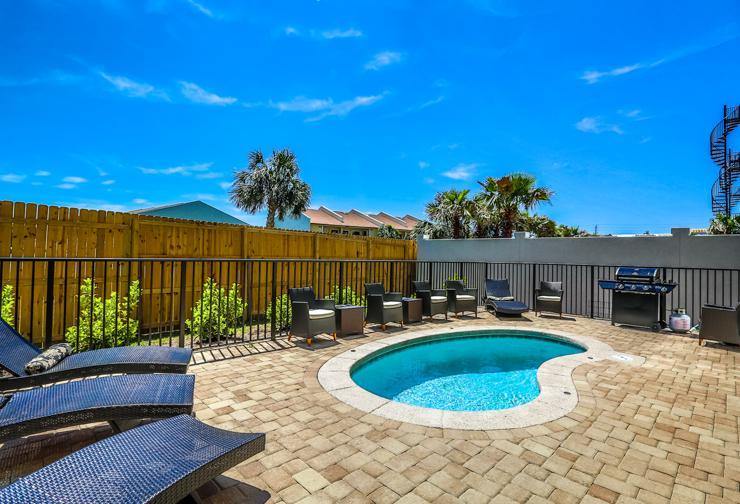 Pool view! - Acqualina - Miramar Beach - rentals