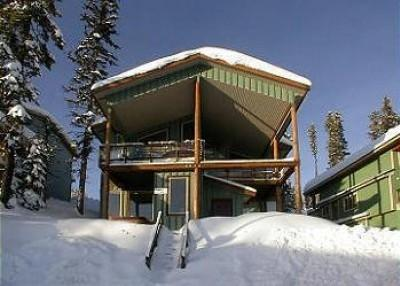 Iska Chalet - Image 1 - Big White - rentals
