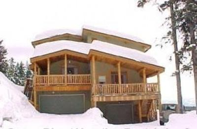 Ski Knee Deep A - Image 1 - Big White - rentals