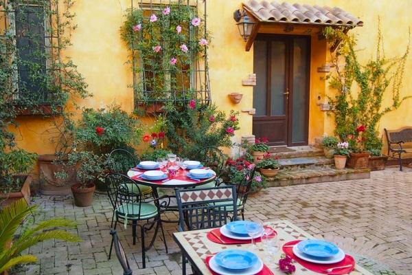 CR631b - Apartment Cesare - Image 1 - Rome - rentals
