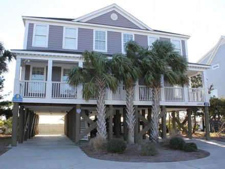 The Ritz - Image 1 - Garden City Beach - rentals