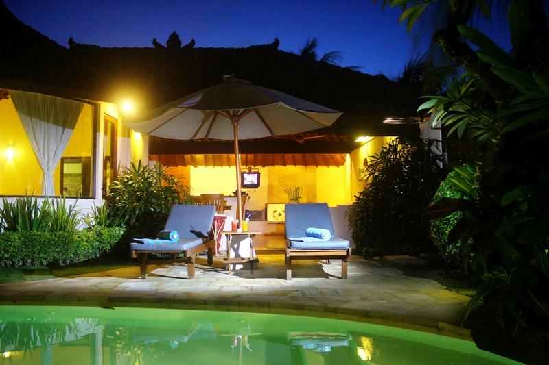 Villa view - Dyana, Luxury 1 Bedroom Villa, near beach, Seminyak - Seminyak - rentals