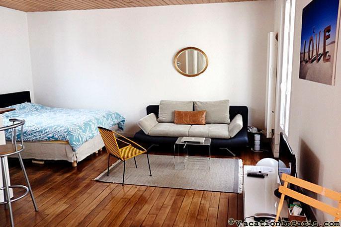 Cour du Coq - Place des Vosges Studio - ID# 300 - Image 1 - Paris - rentals