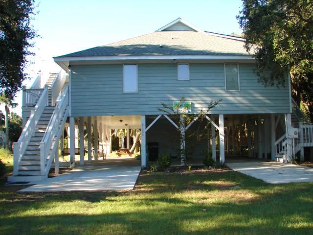 "1206 Nancy St - ""E-Z Does It"" - Image 1 - Edisto Beach - rentals"
