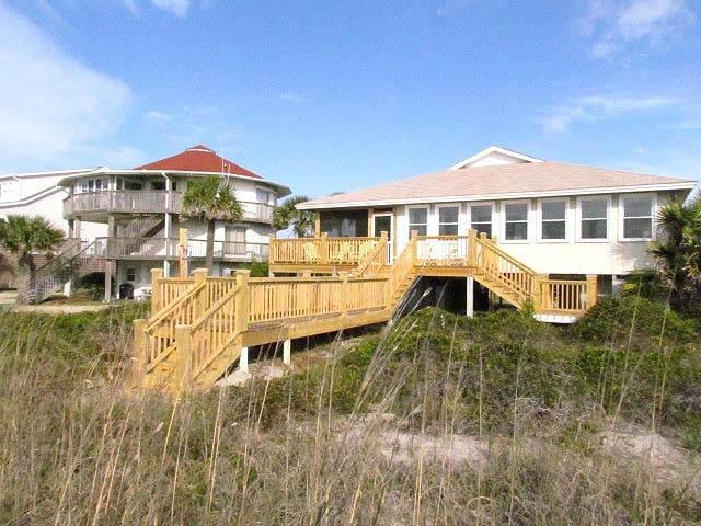 "1504 Palmetto Blvd.- ""Absolutely"" - Image 1 - Edisto Beach - rentals"