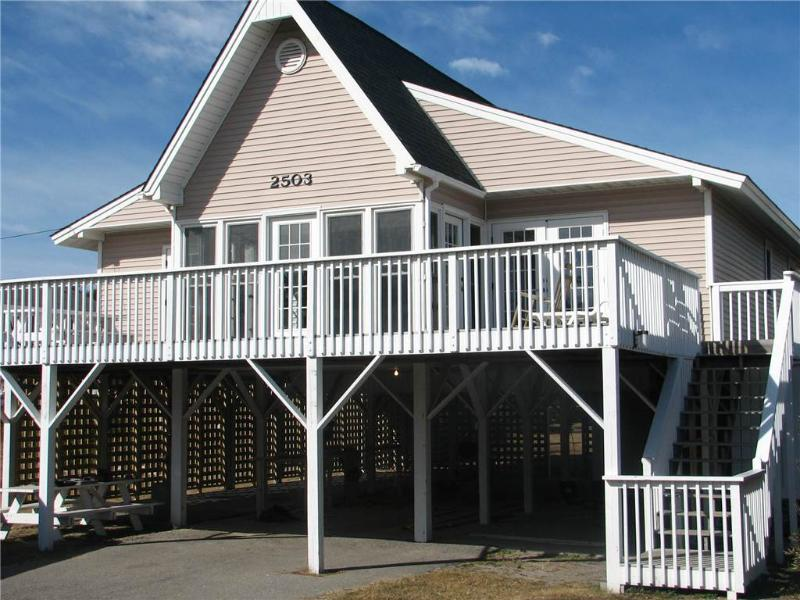 "2503 Palmetto Blvd - ""A Sea Shack"" - Image 1 - Edisto Beach - rentals"