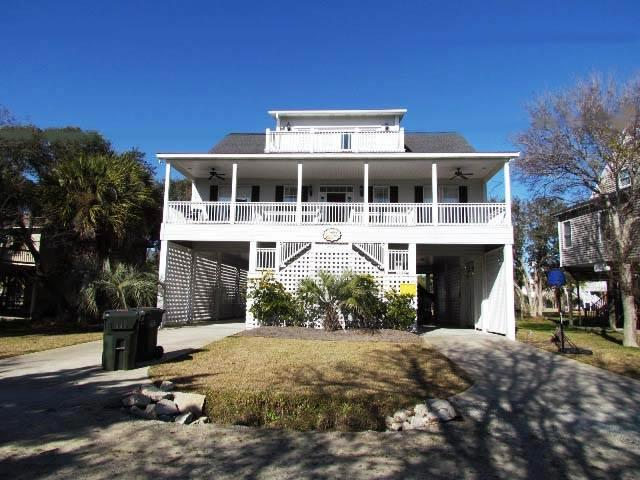 "2805 Arc St - ""Conked Out on Arc"" - Image 1 - Edisto Beach - rentals"