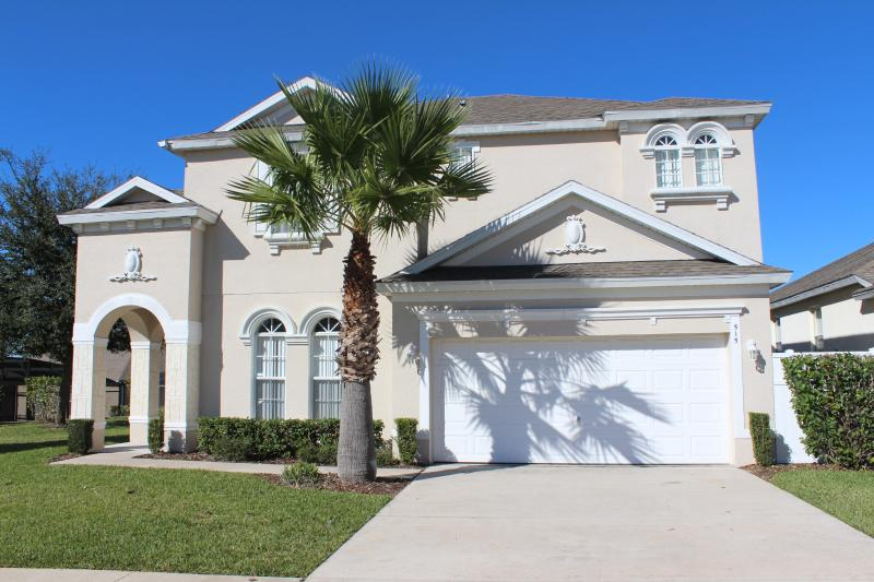 5 Br-3 King Masters, Pool,Spa,Bbq,Wifi & Game Room - Image 1 - Orlando - rentals
