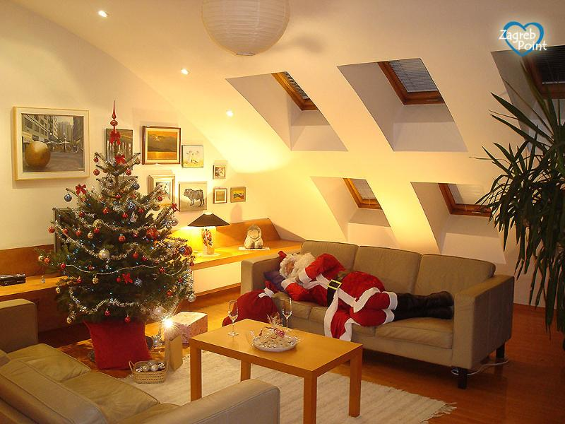 Happy New Year - Luxurious two floor penthouse with private parking - Zagreb - rentals
