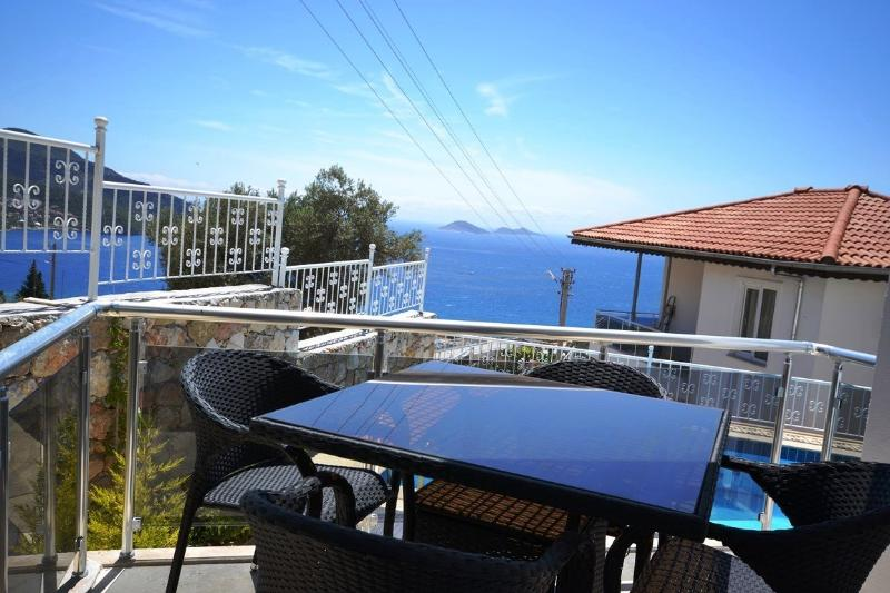 VILLA LEO WITH AMAZING SEA VIEW - Image 1 - Kalkan - rentals
