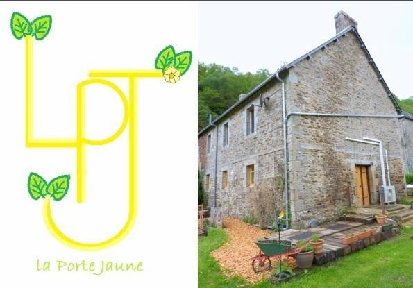 La Porte Jaune, Self Catering Gite - Brittany Gite Sleeps 6 near Carhaix, Callac - Callac - rentals