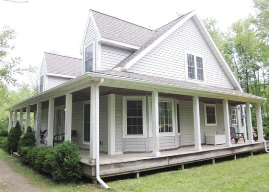Exterior - Bluewood. Weekly stays begin on Fridays. - South Haven - rentals