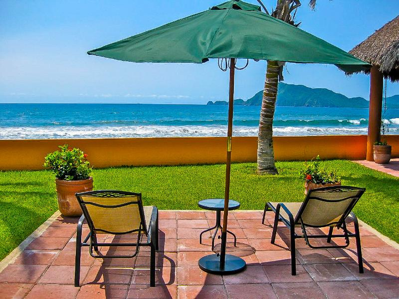 One of the best views in all of Mexico! - On the Beach - Private and Affordable Beach House - Manzanillo - rentals