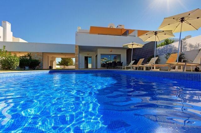 Villa Trinity, modern villa, private heated pool - Image 1 - Albufeira - rentals
