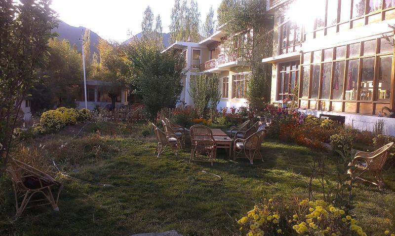 Garden - Sangto Villa - Leh - rentals