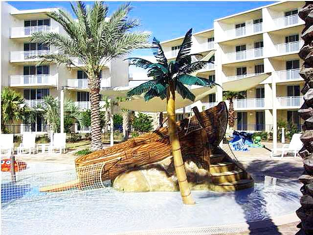 """Waterscape Unit B616"" 6th Floor! Courtyard and Gulf Views!! - Image 1 - Fort Walton Beach - rentals"