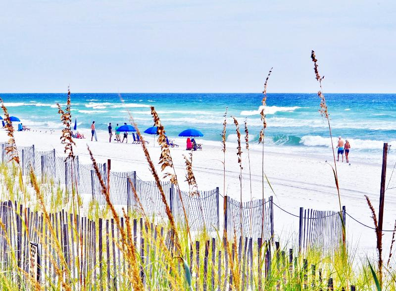 """El Matador Unit 242"" Newly updated unit on the 4th floor with unbeliveable views! - Image 1 - Fort Walton Beach - rentals"