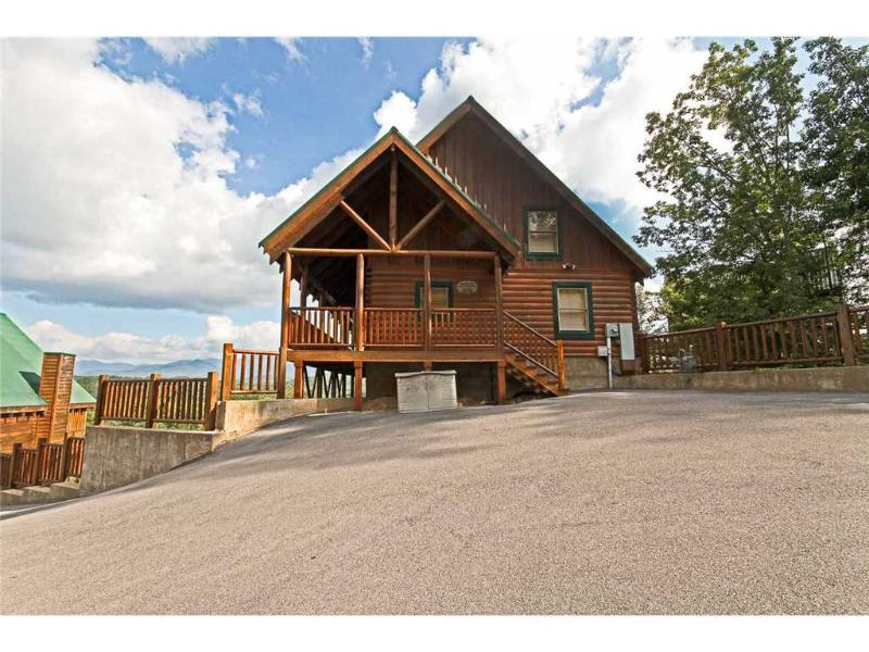 Smoky Mountain Overlook - Image 1 - Pigeon Forge - rentals